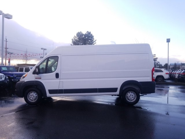 2018 ProMaster 2500 High Roof FWD,  Empty Cargo Van #087461 - photo 5
