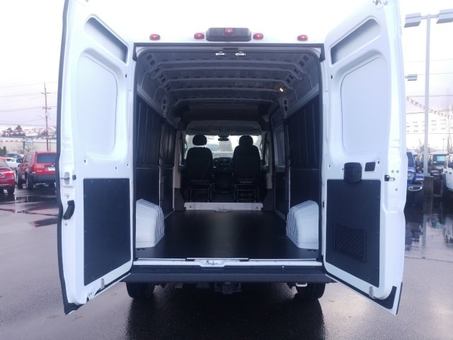 2018 ProMaster 2500 High Roof FWD,  Empty Cargo Van #087461 - photo 2