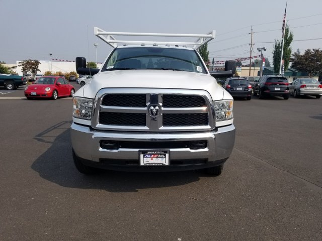 2018 Ram 3500 Crew Cab DRW 4x4,  Harbor Service Body #087465 - photo 5