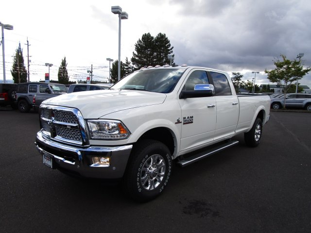 2018 Ram 3500 Crew Cab 4x4,  Pickup #087466T - photo 2