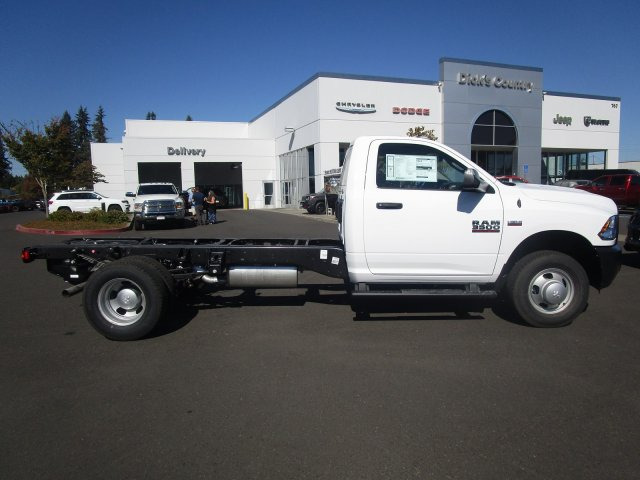 2018 Ram 3500 Regular Cab DRW 4x2,  Cab Chassis #087482 - photo 3