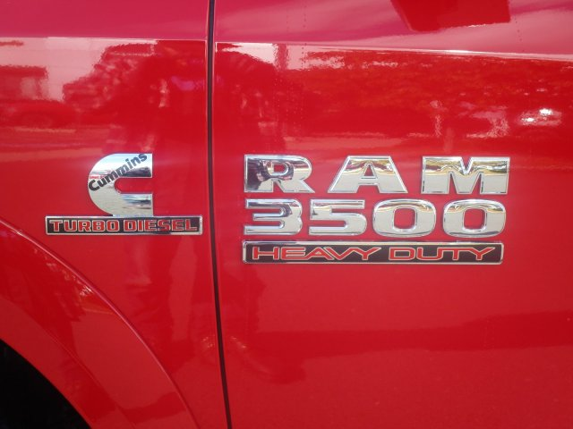 2018 Ram 3500 Crew Cab 4x4,  Pickup #087506 - photo 11