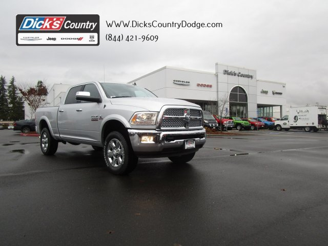 2018 Ram 3500 Crew Cab 4x4,  Pickup #087525 - photo 1