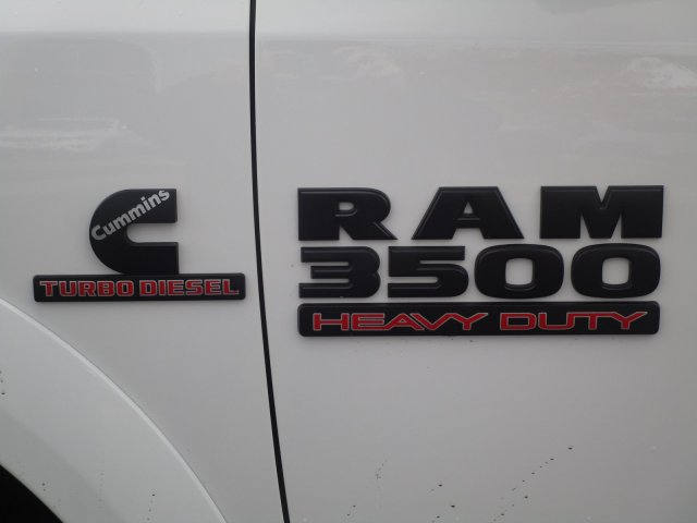 2018 Ram 3500 Crew Cab 4x4,  Pickup #087530 - photo 13