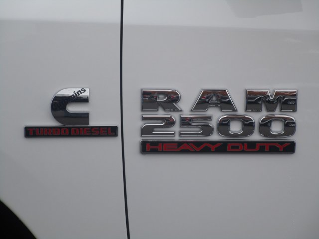 2018 Ram 2500 Crew Cab 4x4,  Pickup #087543 - photo 9