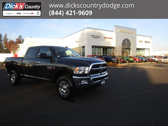 2018 Ram 2500 Crew Cab 4x4,  Pickup #087548 - photo 1