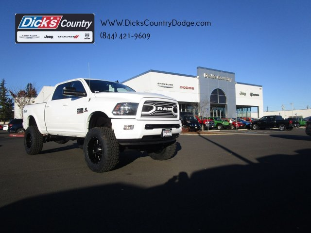 2018 Ram 2500 Crew Cab 4x4,  Pickup #087549 - photo 9