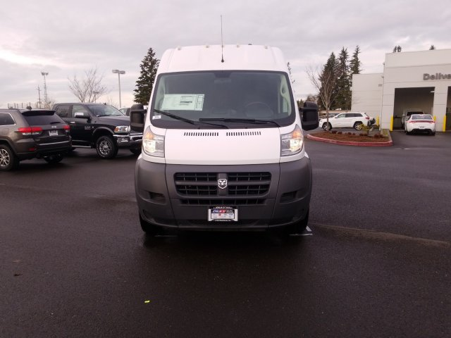 2018 ProMaster 3500 High Roof FWD,  Empty Cargo Van #087557 - photo 4