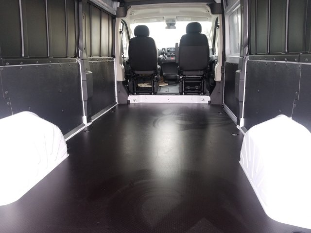 2018 ProMaster 3500 High Roof FWD,  Empty Cargo Van #087557 - photo 2