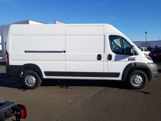 2018 ProMaster 2500 High Roof FWD,  Empty Cargo Van #087571 - photo 3