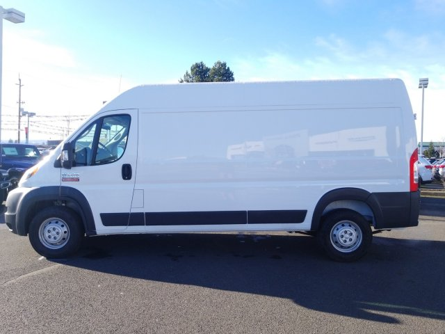2018 ProMaster 2500 High Roof FWD,  Empty Cargo Van #087571 - photo 5