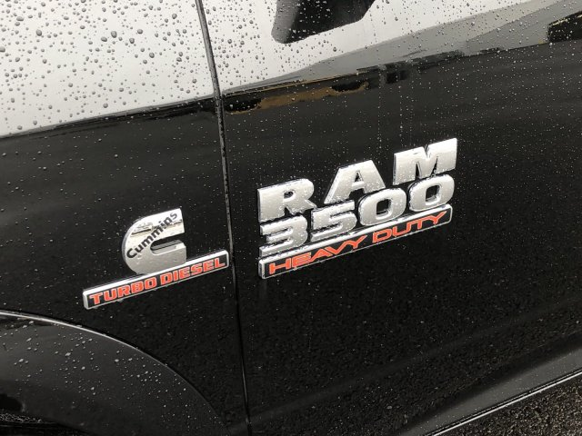 2018 Ram 3500 Mega Cab DRW 4x4,  Pickup #087572 - photo 10