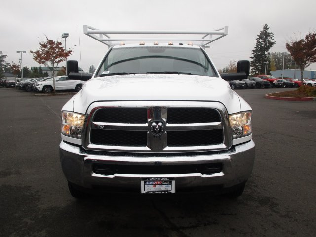 2018 Ram 3500 Crew Cab DRW 4x4,  Harbor Service Body #087576 - photo 3