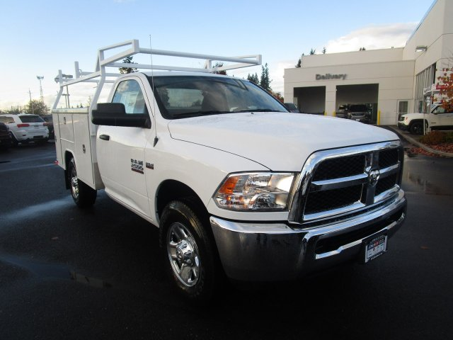 2018 Ram 2500 Regular Cab 4x2,  Harbor Service Body #087578 - photo 2