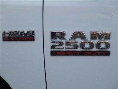 2018 Ram 2500 Regular Cab 4x2,  Harbor TradeMaster Service Body #087578 - photo 9
