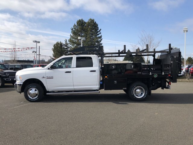 2018 Ram 3500 Crew Cab DRW 4x4,  Knapheide Contractor Body #087594 - photo 5