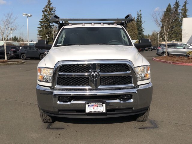 2018 Ram 3500 Crew Cab DRW 4x4,  Knapheide Contractor Body #087594 - photo 3