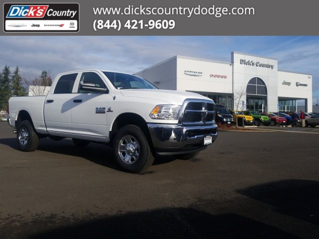 2018 Ram 2500 Crew Cab 4x4,  Pickup #087599 - photo 1