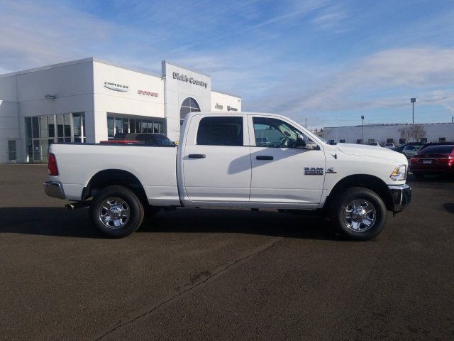 2018 Ram 2500 Crew Cab 4x4,  Pickup #087599 - photo 3