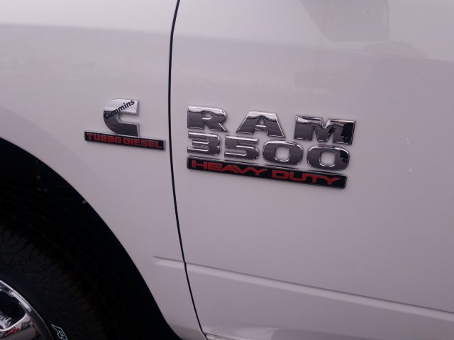 2018 Ram 3500 Crew Cab DRW 4x4,  Knapheide Contractor Body #087605 - photo 6