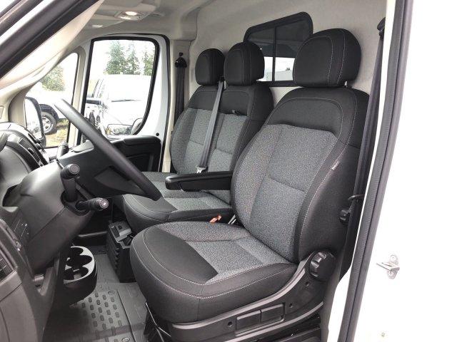 2018 ProMaster 2500 High Roof FWD,  Empty Cargo Van #087607 - photo 10