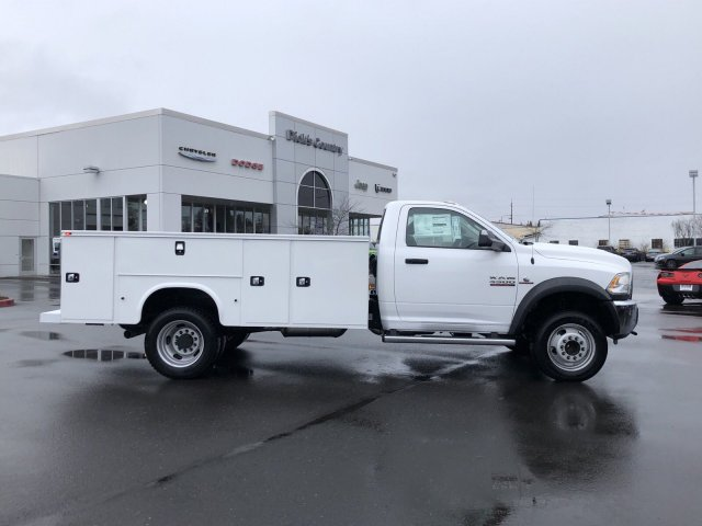 2018 Ram 4500 Regular Cab DRW 4x2,  Knapheide Service Body #087622 - photo 2