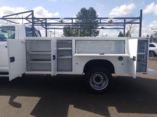 2018 Ram 4500 Regular Cab DRW 4x2,  Knapheide Aluminum Service Body #087622 - photo 7