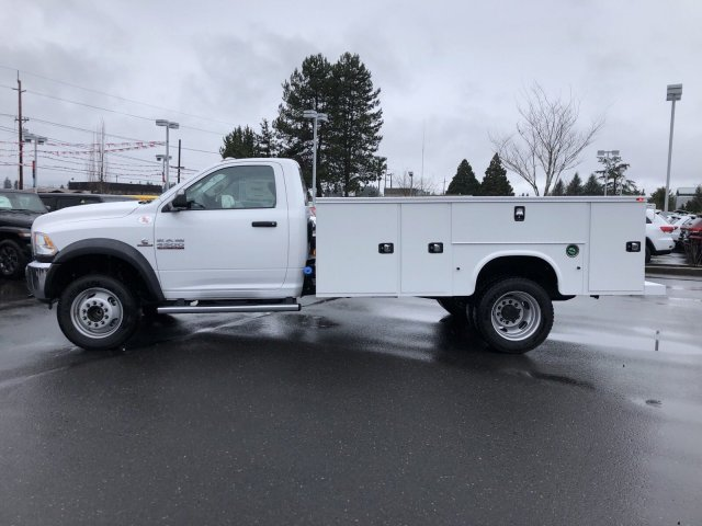 2018 Ram 4500 Regular Cab DRW 4x2,  Knapheide Service Body #087622 - photo 5