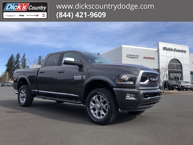 2018 Ram 2500 Crew Cab 4x4,  Pickup #087634 - photo 1