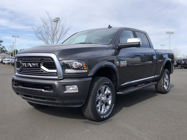 2018 Ram 2500 Crew Cab 4x4,  Pickup #087634 - photo 5