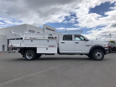 2018 Ram 5500 Crew Cab DRW 4x4,  Harbor Standard Contractor Body #087643 - photo 2