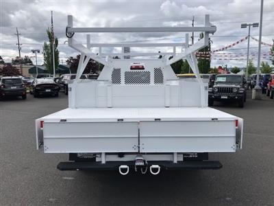 2018 Ram 5500 Crew Cab DRW 4x4,  Harbor Standard Contractor Body #087643 - photo 7