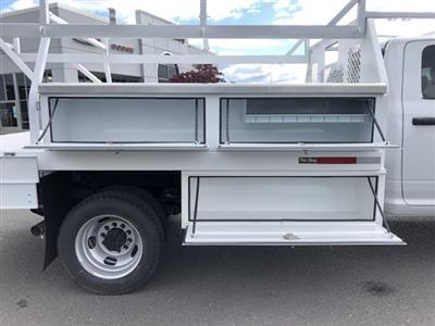 2018 Ram 5500 Crew Cab DRW 4x4,  Harbor Standard Contractor Body #087643 - photo 8