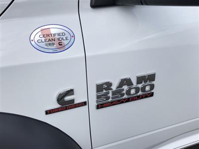 2018 Ram 5500 Crew Cab DRW 4x4,  Harbor Standard Contractor Body #087643 - photo 12