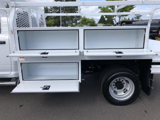 2018 Ram 5500 Crew Cab DRW 4x4,  Knapheide Contractor Body #087646 - photo 9