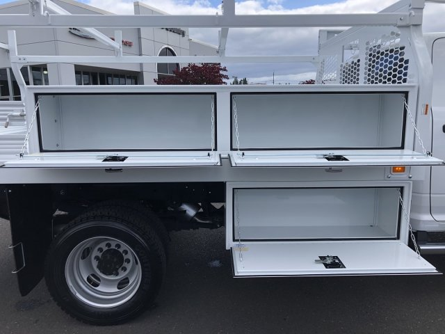 2018 Ram 5500 Crew Cab DRW 4x4,  Knapheide Contractor Body #087646 - photo 10