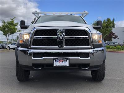 2018 Ram 5500 Crew Cab DRW 4x4,  Knapheide Contractor Body #087646 - photo 4