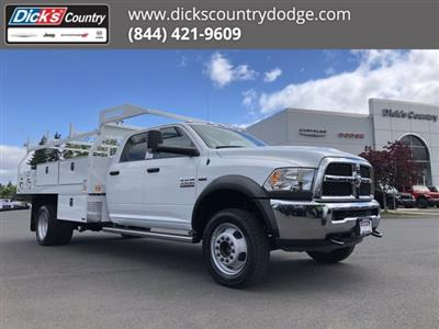 2018 Ram 5500 Crew Cab DRW 4x4,  Knapheide Contractor Body #087646 - photo 1