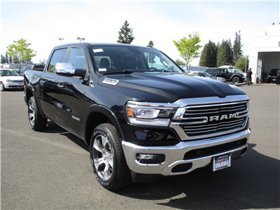 2019 Ram 1500 Crew Cab 4x4,  Pickup #097002 - photo 3