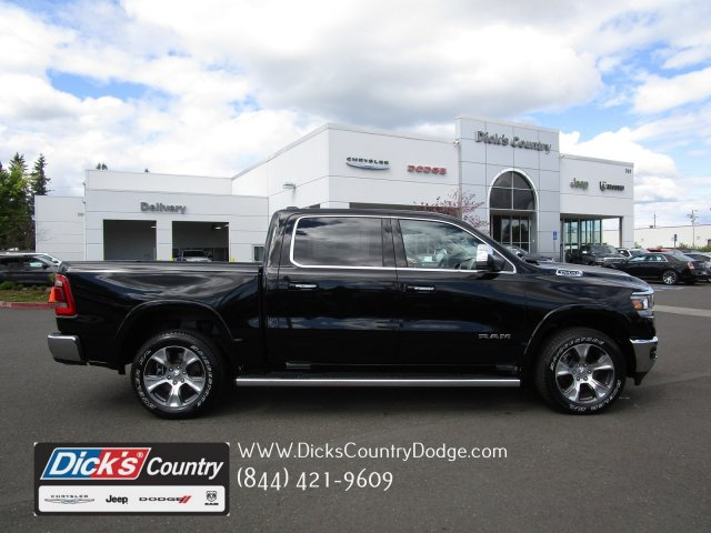 2019 Ram 1500 Crew Cab 4x4,  Pickup #097006 - photo 1