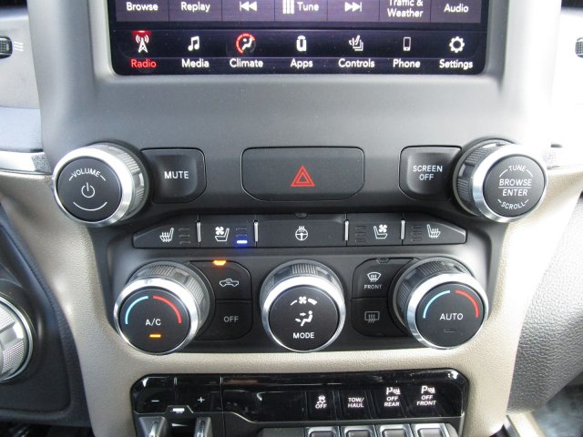 2019 Ram 1500 Crew Cab 4x4,  Pickup #097006 - photo 33