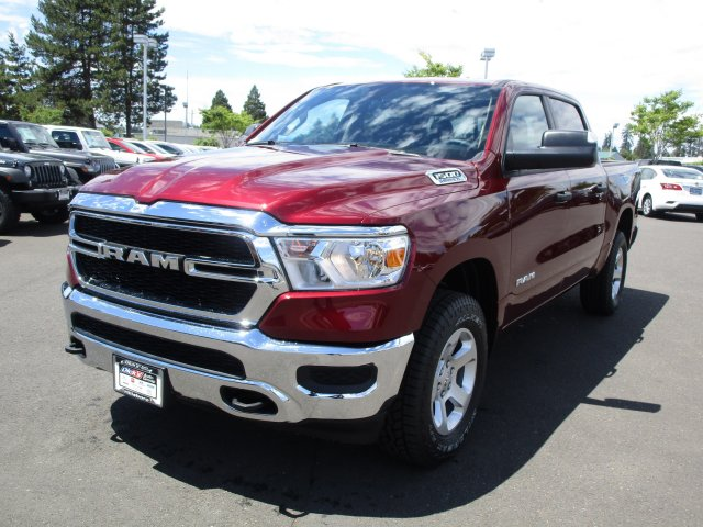 2019 Ram 1500 Crew Cab 4x4,  Pickup #097027 - photo 5
