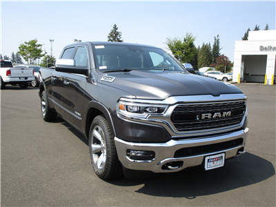 2019 Ram 1500 Crew Cab 4x4,  Pickup #097054 - photo 3