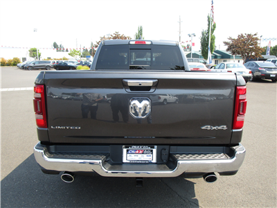 2019 Ram 1500 Crew Cab 4x4,  Pickup #097054 - photo 2