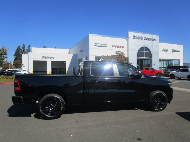 2019 Ram 1500 Crew Cab 4x4,  Pickup #097083 - photo 1