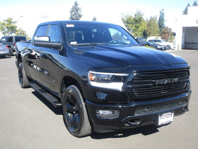 2019 Ram 1500 Crew Cab 4x4,  Pickup #097087 - photo 2