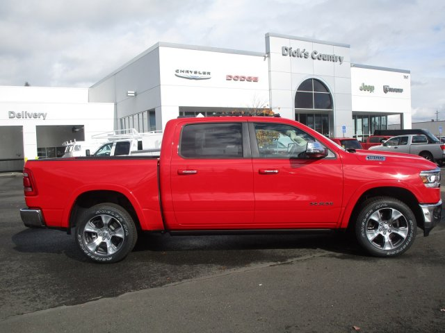2019 Ram 1500 Crew Cab 4x4,  Pickup #097103 - photo 3