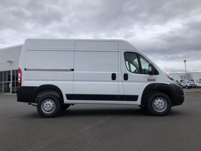 2019 ProMaster 1500 High Roof FWD,  Empty Cargo Van #097104 - photo 3