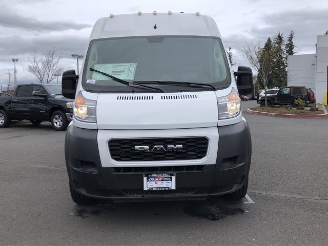 2019 ProMaster 1500 High Roof FWD,  Empty Cargo Van #097104 - photo 4