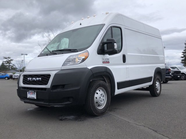 2019 ProMaster 1500 High Roof FWD,  Empty Cargo Van #097104 - photo 5